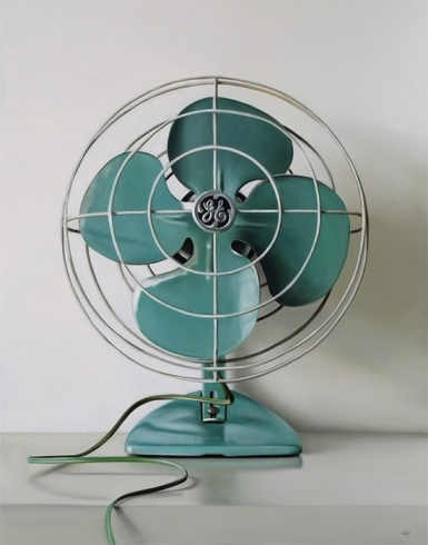 Get that breeze moving in style with a vintage fan