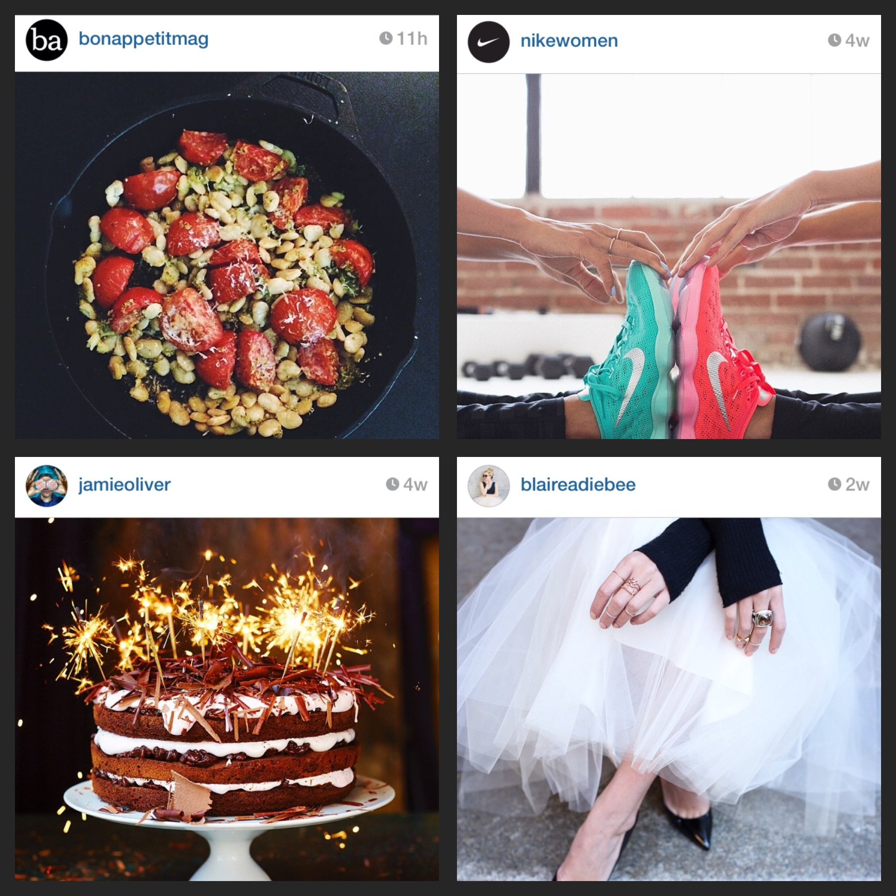 Kate Senkow Who to Follow Instagram